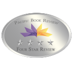 Pacific Book Review 4-star badge for Good Globe