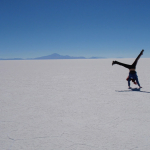 salt plains in bolivia